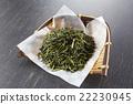 茶葉 綠茶 幹 22230945