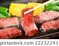 烤肉 燒肉 燒烤 22232241