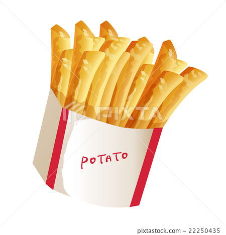 French fries 22250435