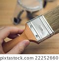 油漆刷 22252660