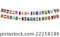 國旗 旗幟 旗 22258186