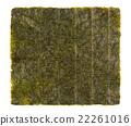 dried seaweed 22261016