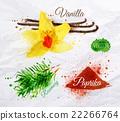watercolor, herb, herbal 22266764