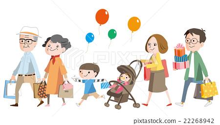 家庭 家族 家人 22268942