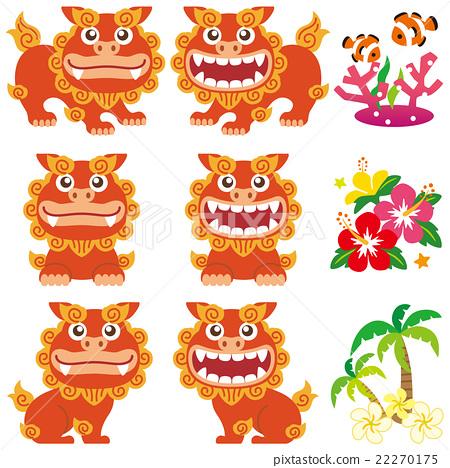 沖繩 除魔獅 風獅爺 22270175
