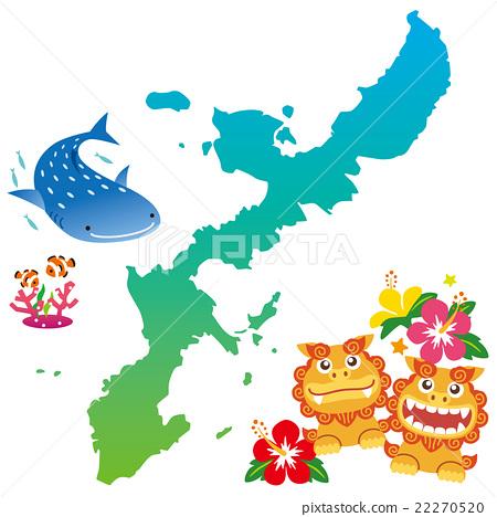 沖繩 沖繩縣 除魔獅 22270520
