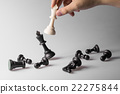 Chess figure, business concept strategy 22275844