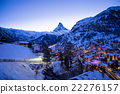 zermatt, switzerland, matterhorn, ski resort 22276157