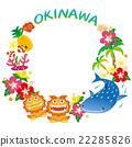 冲绳 冲绳县 夏天 22285826
