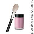 make up brush 22290085