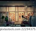 店內 精品店 商店 22294375