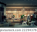 店內 精品店 商店 22294376