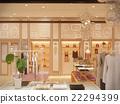店內 精品店 商店 22294399