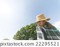 햇빛, 사람, 산책 22295521