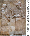 Ancient Babylonia and Assyria bas relief 22295756