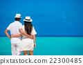 beach, couple, tropical 22300485