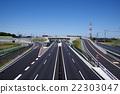 사이타마 현도 12 호 권 央道 오케 카노 인터 출입구 정면에서 2016.05 22303047