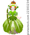 Vegetable Queen 22303234