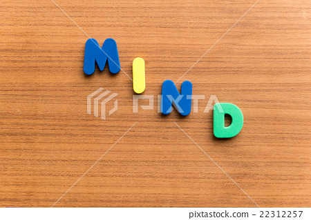 mind  colorful word 22312257