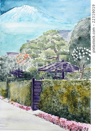Hirosaki Nakamachi sketch 22319019