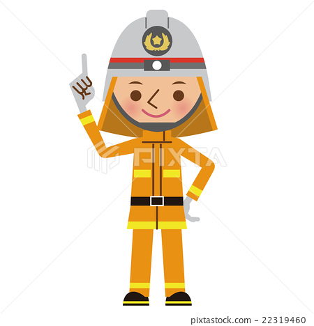消防員 男人 男 22319460