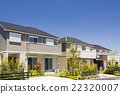 new housing, detached house, separate house 22320007