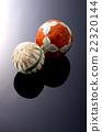 帶刺的果子 日本傳統手球 手工藝品 22320144