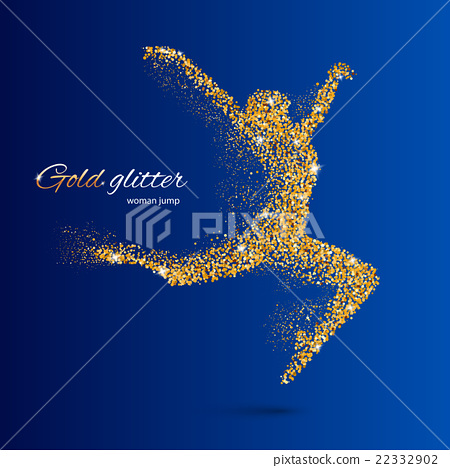 Dancing Woman 22332902