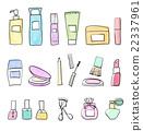 化妆品 盥洗用品 彩妆产品 22337961
