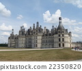 France Loire region Champole castle 22350820