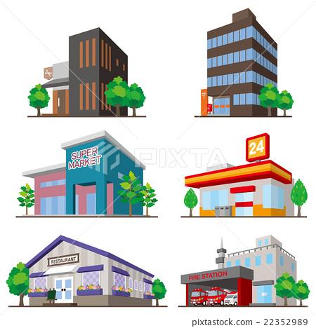 building, buildings, townscape 22352989