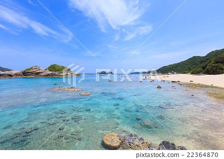 Kushibaru Beach Akajima Ohara Beach 22364870