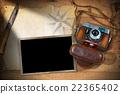 Old Vintage Camera - Adventure Travel 22365402