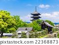 京都世界遗产东寺 22368873