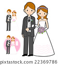 The Newlyweds Mascot wedding. Marriage  22369786