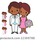 The Newlyweds Mascot wedding. Marriage  22369788