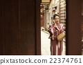 肖像 東茶屋街 日式服裝 22374761