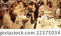 ผู้หญิงเที่ยวชมตลาด 22375034