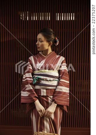 人物 肖像 女生 22375207