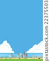cityscape, blue, sky 22375503