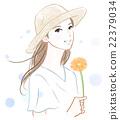 花朵 花 花卉 22379034