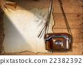 Old Vintage Camera - Adventure Travel 22382392