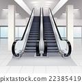 Up And Down Escalators Interior Concept 22385419