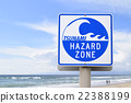sandy beach, beaches, sign 22388199