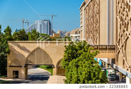 Car Park podium building in Jumeirah district of 22388883