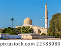 View of Zabeel Mosque in Dubai, UAE 22388980