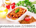 squid, seafood, food 22390035