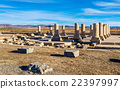 Palace of Cyrus the Great in Pasargadae, Iran 22397997