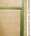 japanese-style room, tatami, tatami mat 22398666