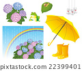 雨季 梅雨 下雨 22399401